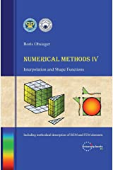 Numerical Methods IV - Interpolation and Shape Functions (Croatian Edition) Hardcover
