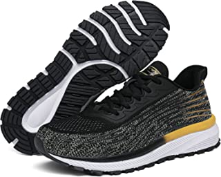 Running Shoes for Men Athletic Mens Sneakers Breathable Tennis Shoes Walking Lightweight