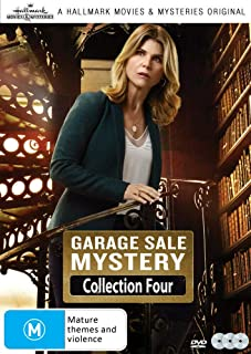 Garage Sale Mystery - 3 Film Collection Four The Pandora's Box Murders/The Mask Murder/Picture Of Murder