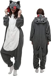 Adult Animal Pajamas Unisex Onesie Cosplay Costume for Halloween Christmas Loungwear