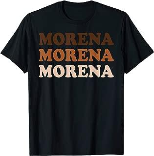 morena t shirt