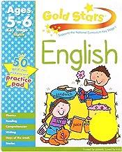 Goldstars English 5 - 6 (Gold Stars Workbook Packs)