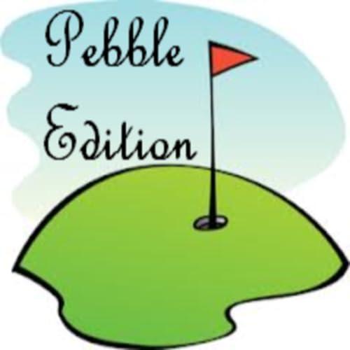 Pro Golf Game : Pebble Edition
