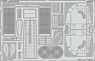 Eduard 1:48 Su-27 Exterior for Hobby Boss - PE Detail Set #48917
