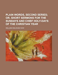 Plain Words, Second Series
