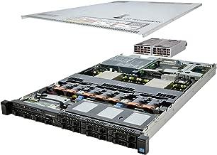 TechMikeNY PowerEdge R620 Server 2X 2.00Ghz E5-2620 6C 128GB Economy (Renewed)