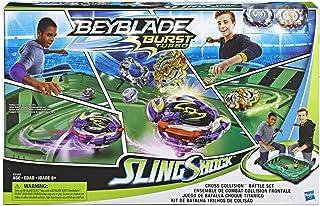 Hasbro - Bey Cross Collision Battle Set (Hasbro, E5565EU5