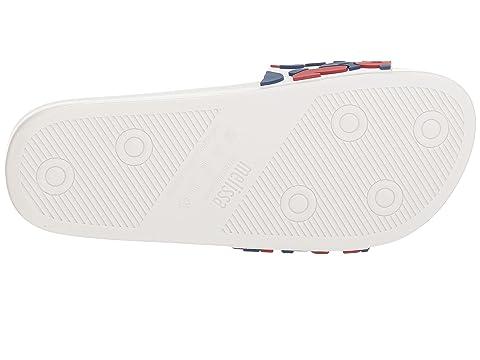 Zapatos Melissa Marrón La Playa Vivienne Azul De Beigewhite Pinkblack Deslizamiento Rojo 02 Beige De Lujo Westwood De rxrwUYO