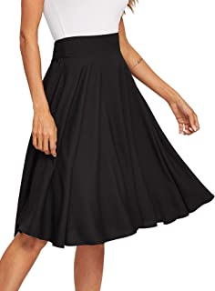 Best flowy knee length skirts Reviews