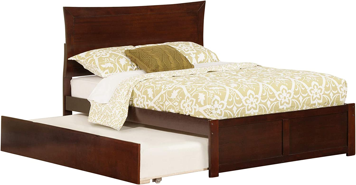 Metro Bed with Flat Panel Tucson Mall Foot Full Wholesale An Urban and Board Trundle
