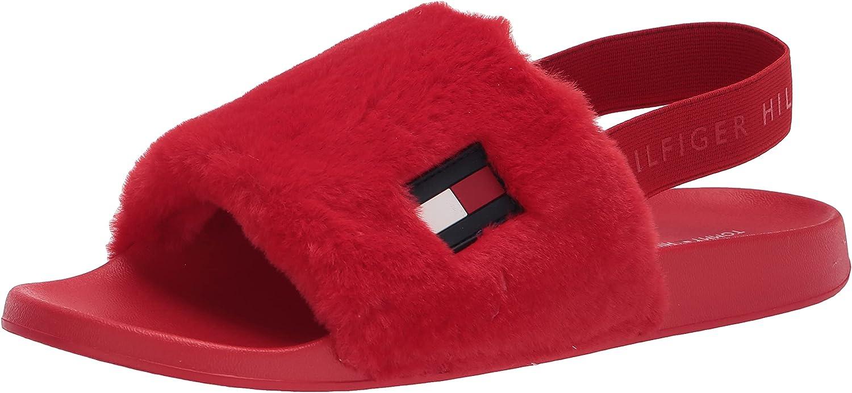 Tommy Hilfiger Women's Hahna Slide Sandal