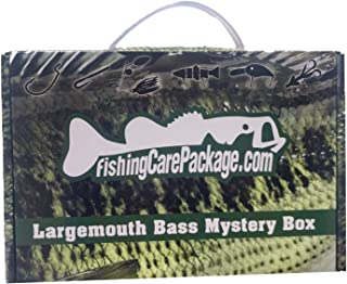 Fishing Care Package Largemouth Bass Mystery Box