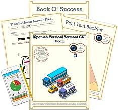 (Spanish Version) Vermont CDL Exam, VA Commercial Driver's License Test Prep, Study Guide