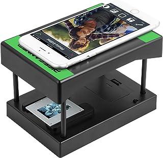 Rybozen scanner per pellicole mobili, converte le diapositive da 35 mm e i negativi in foto digitali con la fotocamera del...