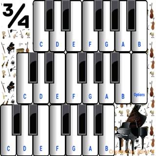 ¾ Music Instruments