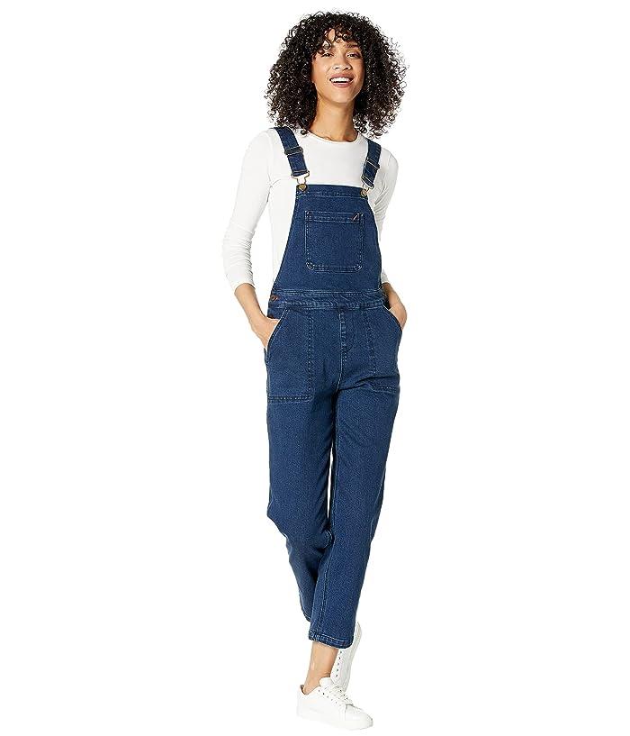 Vintage Overalls & Jumpsuits Joules Denim Dungarees Womens Jumpsuit  Rompers One Piece $89.90 AT vintagedancer.com