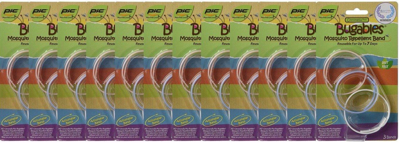 adapt/é aux enfants et adultes couleur al/éatoire Livraison barrage aux insecte Longueur: 23cm Anti mouche tue mouche 10 PCS Bugs anti-moustiques silicone R/épulsif Bracelet Boucle Wristband ext/érieur