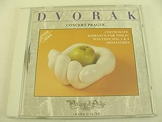 Czech Suite Op. 39 Romance For Violin Op. 11 Waltzes Nos. 1 & 4 Miniatures Op. 75a