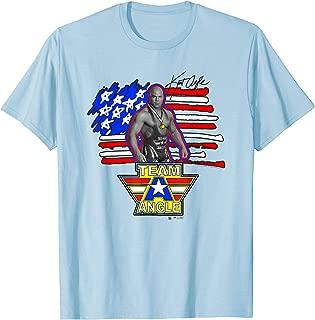 NERDS - Neon Kurt Angle T-Shirt