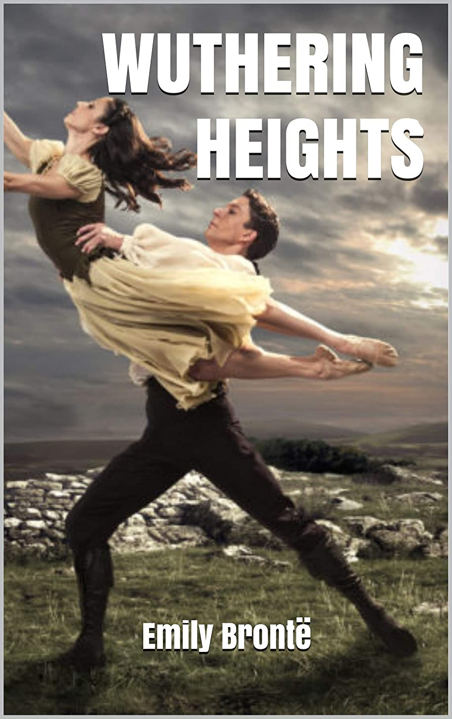 論理的ドライブアルファベット順WUTHERING HEIGHTS (English Edition)