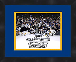 St. Louis Blues 2019 Stanley Cup Champions Framed