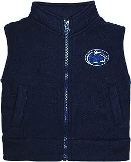 Penn State University Nittany Lions Baby and Toddler Polar Fleece Vest