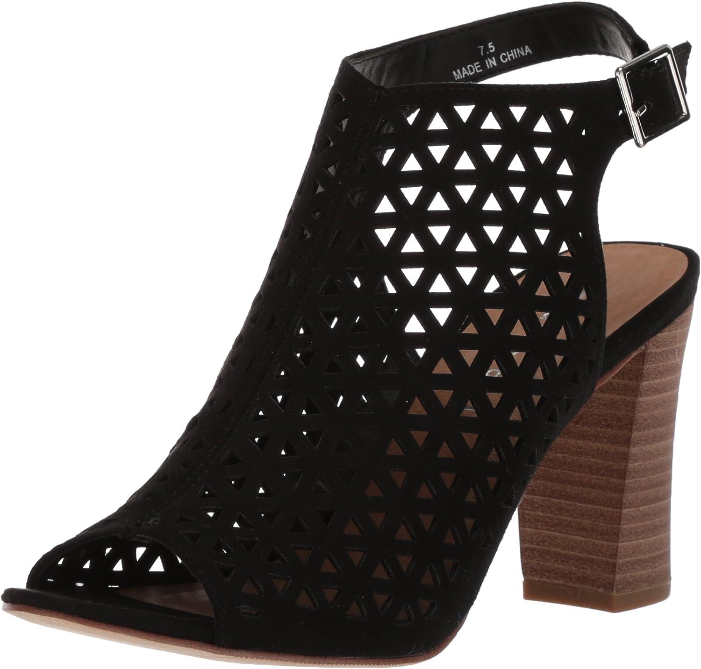 Madden girl Womens Beverrly Heeled Sandal
