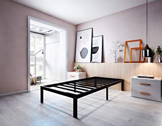 platform bed frame queen
