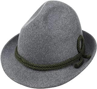 Classic Dreispitz Wool Felt Hat Men | Made in Italy