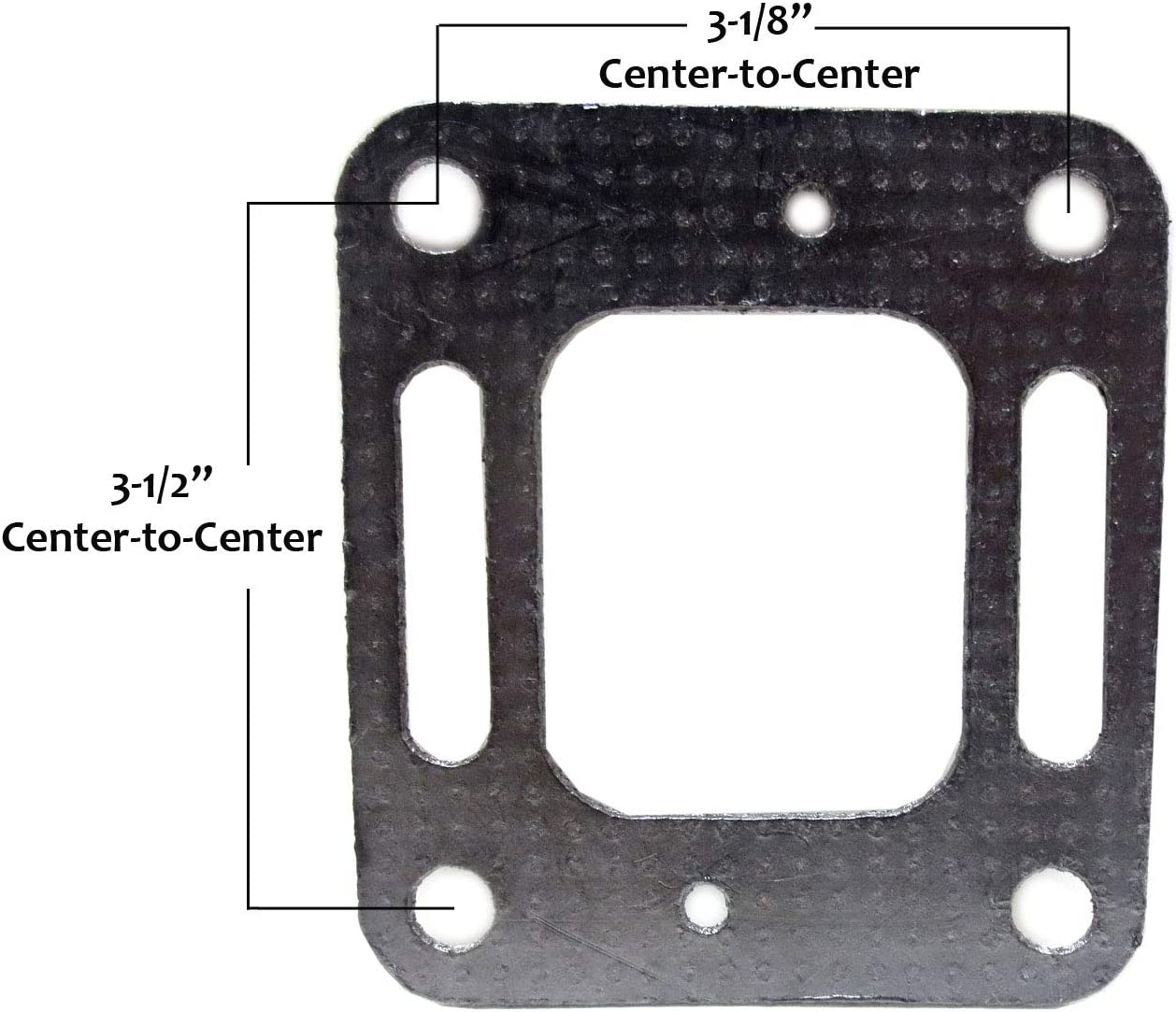 Exhaust Elbow Riser Restrictor Ranking trend rank TOP10 Gasket 18-0 Replaces - 27-863724