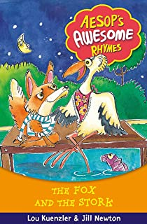 Aesop's Awesome Rhymes: The Fox and the Stork: Book 4