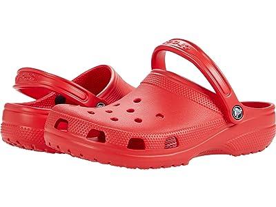 Crocs Classic Clog (Flame) Clog Shoes