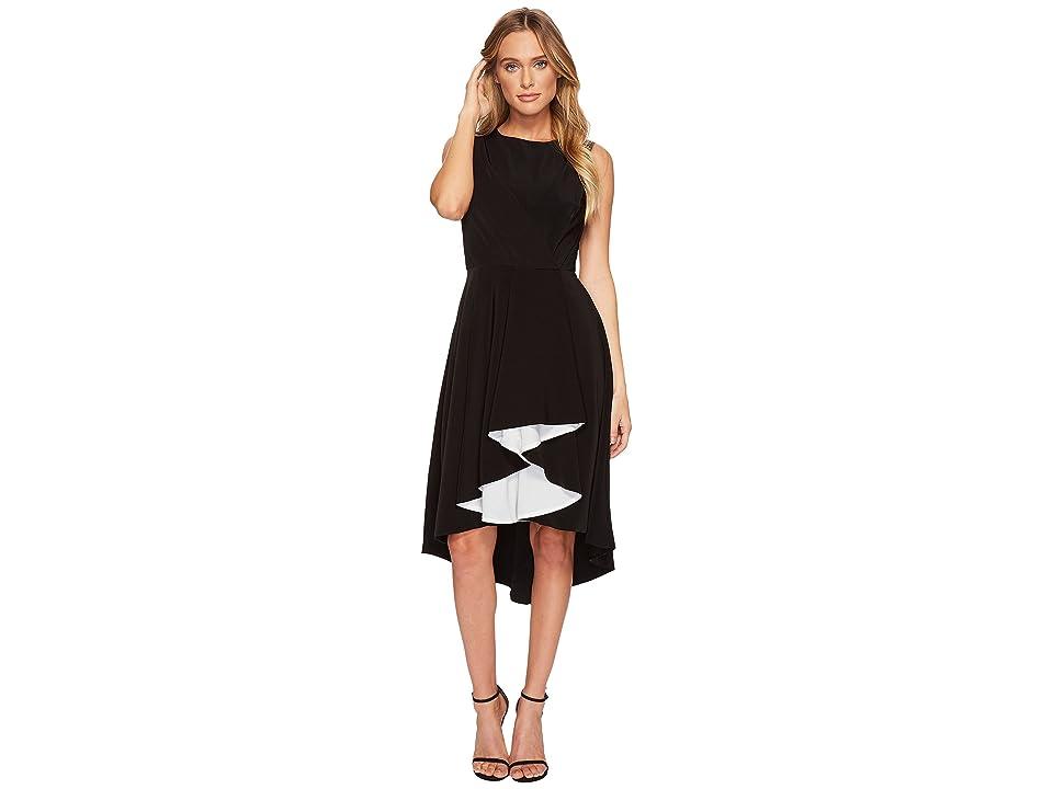 Adelyn Rae Harla Dress (Black) Women