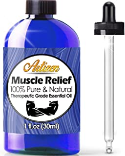Best artizen muscle relief essential oil Reviews