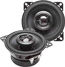 """$22 » Skar Audio TX4 4"""" 120W 2-Way Elite Coaxial Car Speakers, Pair (Renewed)"""