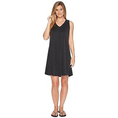 FIG Clothing Iva Dress (Onyx) Women