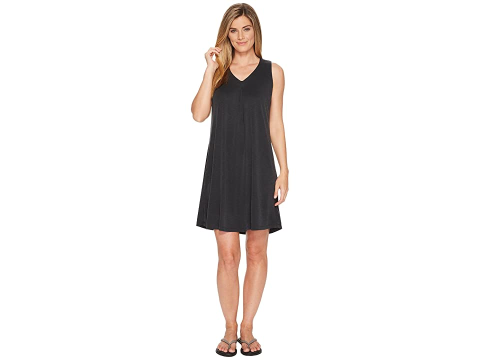FIG Clothing Iva Dress (Onyx) Women