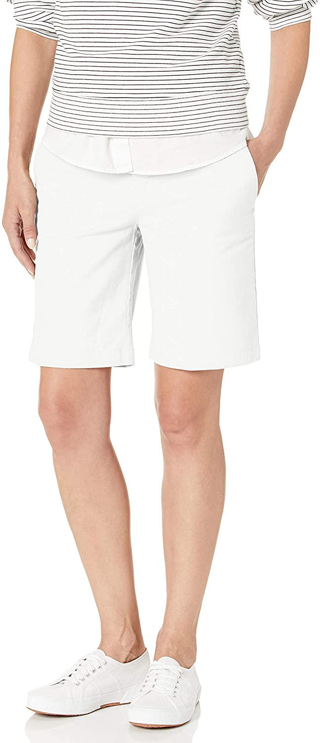 Tommy Be super welcome Hilfiger Ranking TOP20 Women's 9 Inch Standard an Chino Short Hollywood