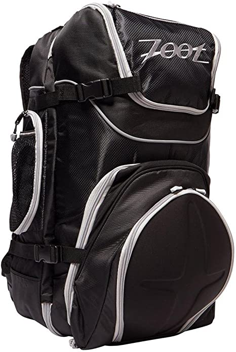 Zoot Sports Ultra Tri Bag, One Size, Black/Pewter