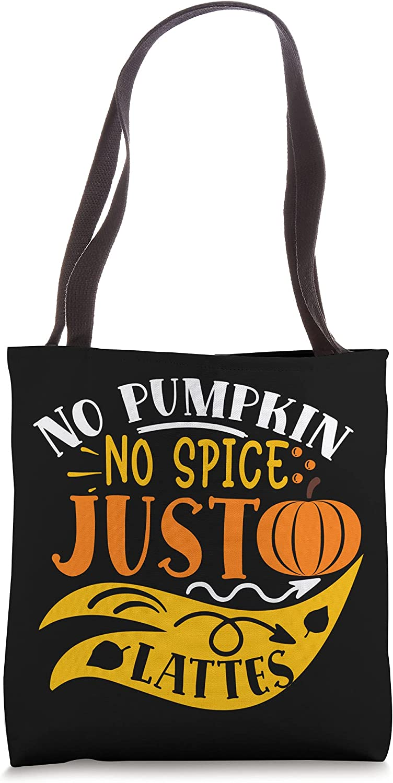 I Hate Pumpkin Spice Tote Bag