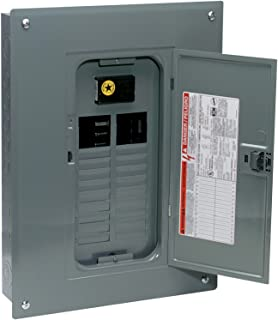 amazon com single phase circuit breaker panels breakers, load