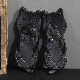 N / A Pantoffels voor jongens, damesmode, casual sandalen en pantoffels, strandflipflops.
