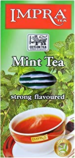 Impra Tea - Mint - 60 Bags, from Sri Lanka