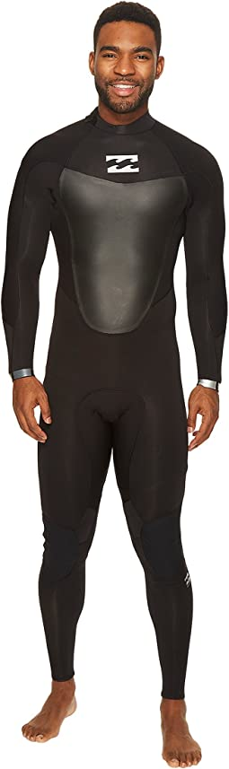Billabong - 3/2 Absolute Comp Back Zip Full Suit