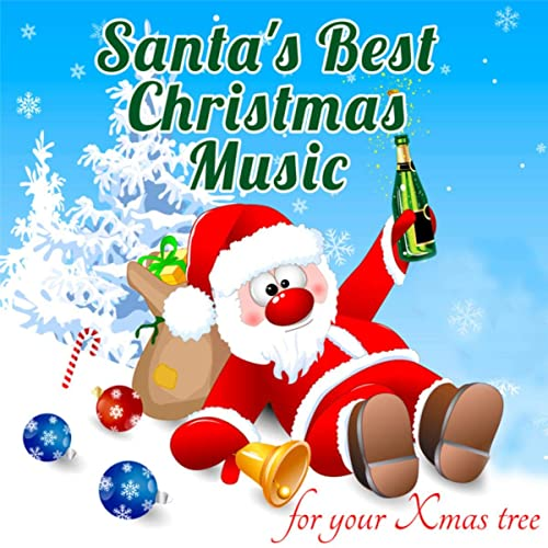 Best Christmas Music.Santa S Best Christmas Music For Your Xmas Tree By Various