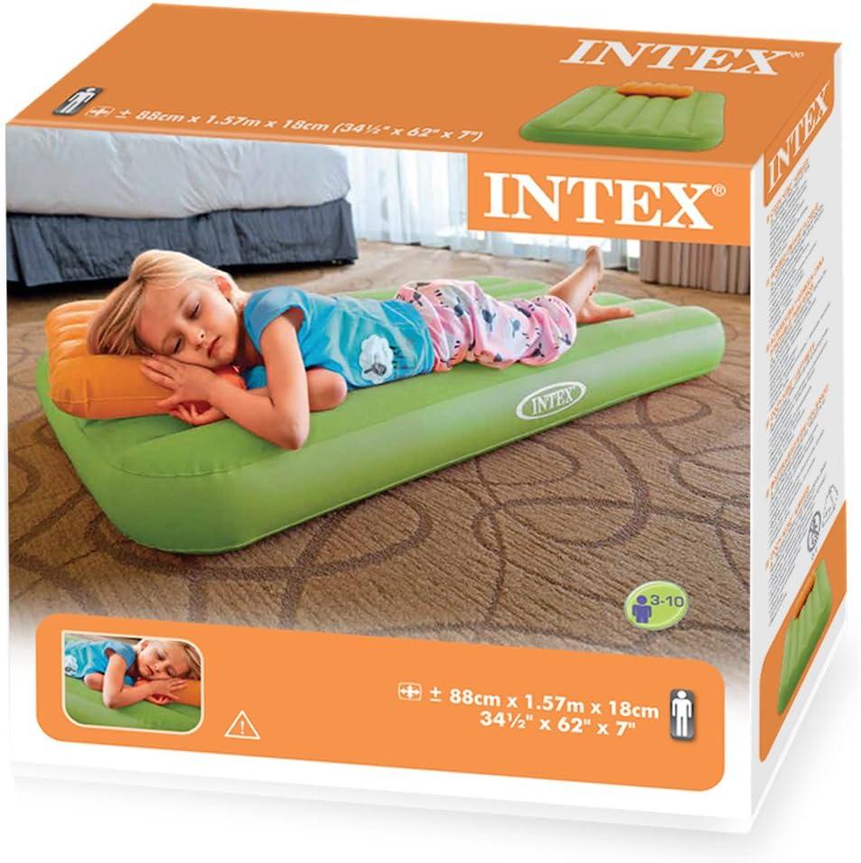 INTEX/ /Matelas Gonflable Orange