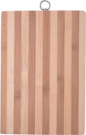 Combi Delight Wooden Chopping Board, 32.5 Cm X 22 Cm X 1.7 Cm