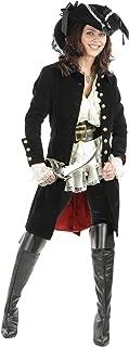 Charades Women's Pirate Vixen Jacket