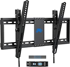 Mounting Dream TV Wall Mounts, TV Mount Low Profile for Most 37-70 inch TVs, Tilting TV Wall Mount with Max VESA 600x400mm...
