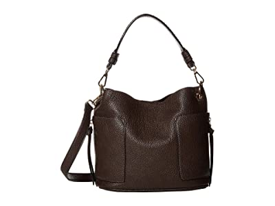 Steve Madden Bjoanna (Chocolate) Handbags